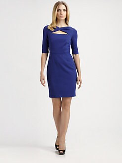 Trina Turk - Twist Cutout Dress
