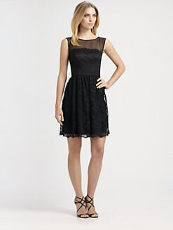 Trina Turk - Lace Dress