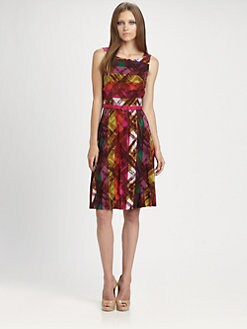 Trina Turk - Silk Highlander Dress