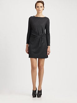 Shoshanna - Elisa Wool Jersey Dress