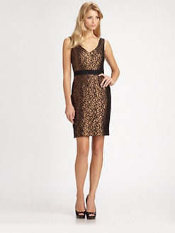 Trina Turk - Jacquard Dress