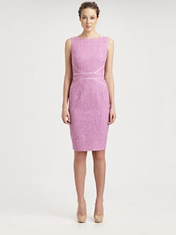 David Meister - Sheath Day Dress