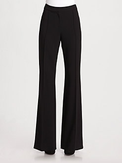 St. John - High-Waisted Trousers