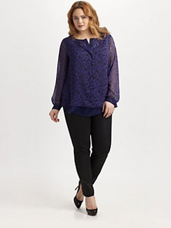 Tahari Woman, Salon Z - Jimmy Blouse