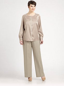 Tahari Woman, Salon Z - Adelle Blouse