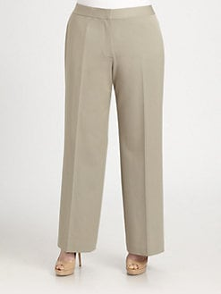 Tahari Woman, Salon Z - Hazel Straight-Leg Pants