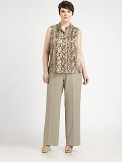 Tahari Woman, Salon Z - Krystle Blouse