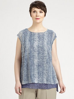 Tahari Woman, Salon Z - Eugenia Blouse