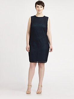 Tahari Woman, Salon Z - Arbor Dress