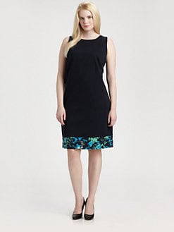 Tahari Woman, Salon Z - Fran Dress