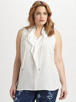 Tahari Woman, Salon Z - Patsy Blouse