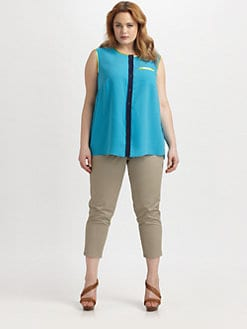 Tahari Woman, Salon Z - Milan Blouse