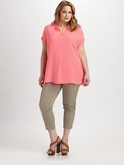Tahari Woman, Salon Z - Valeria Blouse