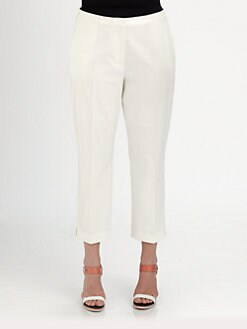 Tahari Woman, Salon Z - Wenda Cropped Pants