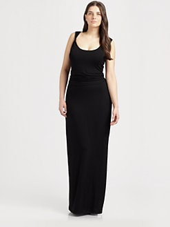 Tahari Woman, Salon Z - Jersey Maxi Dress