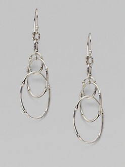 John Hardy - Sterling Silver Chandelier Earrings