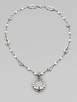 John Hardy - Sterling Silver Link Necklace