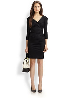 Diane von Furstenberg - Bentley Ruched Dress