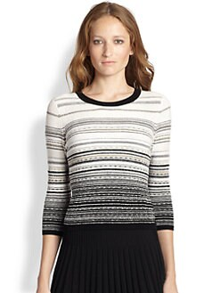 Diane von Furstenberg - Striped Sweater