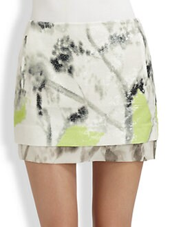 Diane von Furstenberg - Elley Mini Skirt