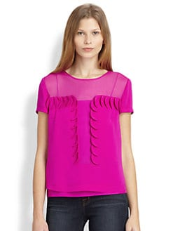 Diane von Furstenberg - Raelynn Ballet Russe Top