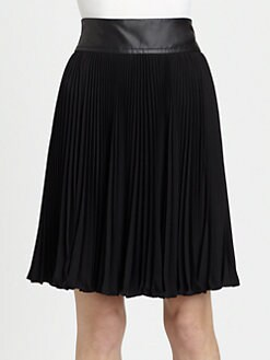 Diane von Furstenberg - Panyin Pleated Skirt