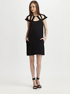 Diane von Furstenberg - Achava A-Line Cutout Dress