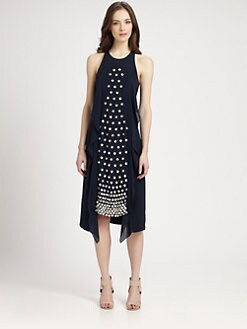 Diane von Furstenberg - Taja Embellished Dress