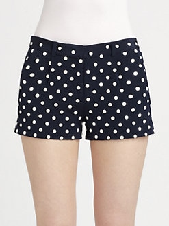Diane von Furstenberg - Fran Embellished Shorts