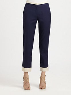 Diane von Furstenberg - Malie Woven Pants