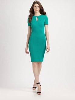 Diane von Furstenberg - Kader Stretch-Knit Dress