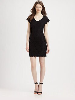 Diane von Furstenberg - Wanda Lace Dress