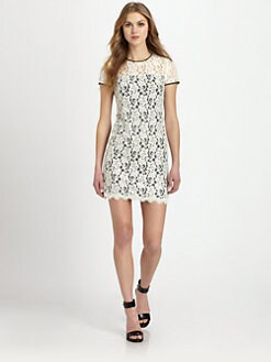 Diane von Furstenberg - Barbie Lace Dress