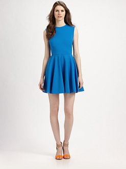 Diane von Furstenberg - Jeannie Fit-and-Flare Dress
