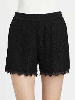 Diane von Furstenberg - Benan Lace Shorts