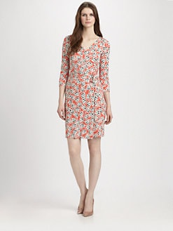 Diane von Furstenberg - New Julian Two Silk Jersey Dress