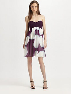 Diane von Furstenberg - Asti Printed Dress