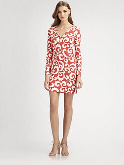 Diane von Furstenberg - Reina Silk Jersey Dress