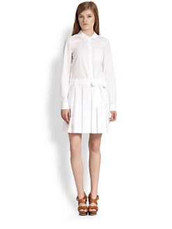 Diane von Furstenberg - Montana Pleated Shirtdress