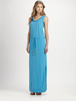 Diane von Furstenberg - Rea Drop-Waist Maxi Dress