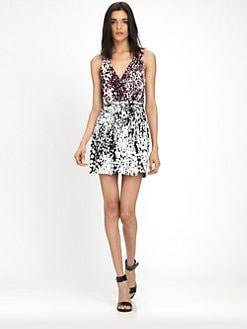 Diane von Furstenberg - Oblixe Silk Jersey Dress