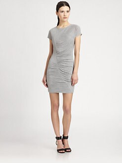 Diane von Furstenberg - Mella Ruched Dress