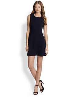 Diane von Furstenberg - Carpreena Sleeveless Knit Dress