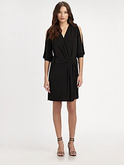 Diane von Furstenberg - Autumn Matte Jersey Wrap Dress
