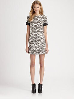 Diane von Furstenberg - Cindy Puffy Sequined Dress