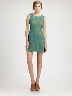 Diane von Furstenberg - Carpreena Mini Dress
