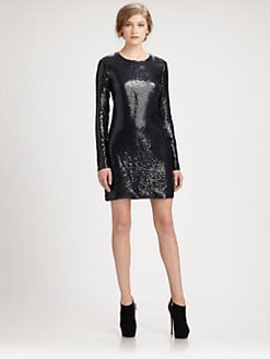 Diane von Furstenberg - Menaro Sequin Dress