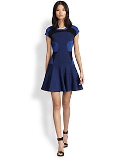 Diane von Furstenberg - Renee Fit-&-Flare Dress