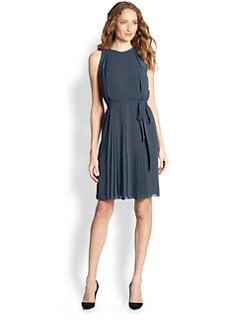 Diane von Furstenberg - Ria Pleated Dress