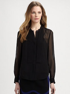Diane von Furstenberg - Esmely Silk Blouse